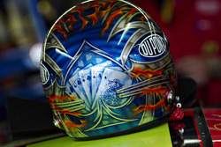Helmet of Jeff Gordon