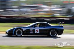 Adam Malmquist (#9 Chevrolet Corvette)