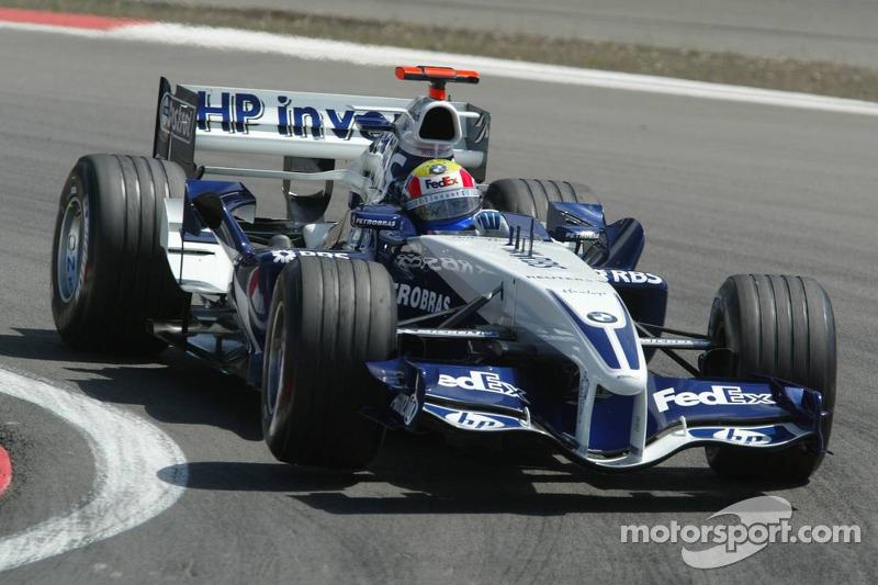 2005: 威廉姆斯FW26赛车