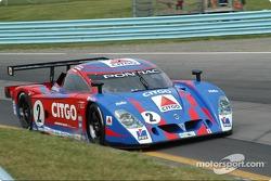 #2 CITGO - Howard - Boss Motorsports Pontiac Crawford: Andy Wallace, Milka Duno, Jan Lammers