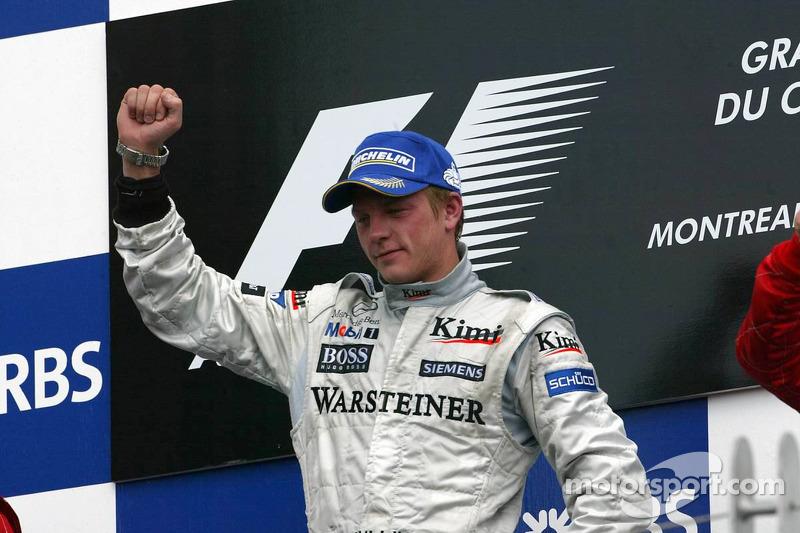 Grand Prix von Kanada 2005 in Montreal: Sieger