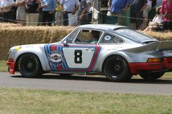#911 1973 Porsche 911 RSR, class 11: Peter Kitchak