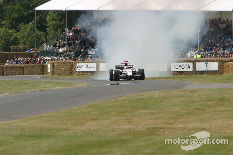 #106 BAR Honda 006 de 2004 : Jenson Button