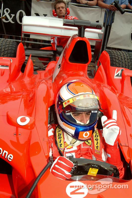 Ferrari F2003-GA, classe 16 : Marc Gene