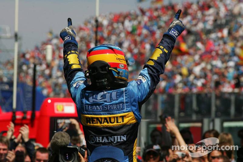 6- GP de Francia 2005, Magny-Cours