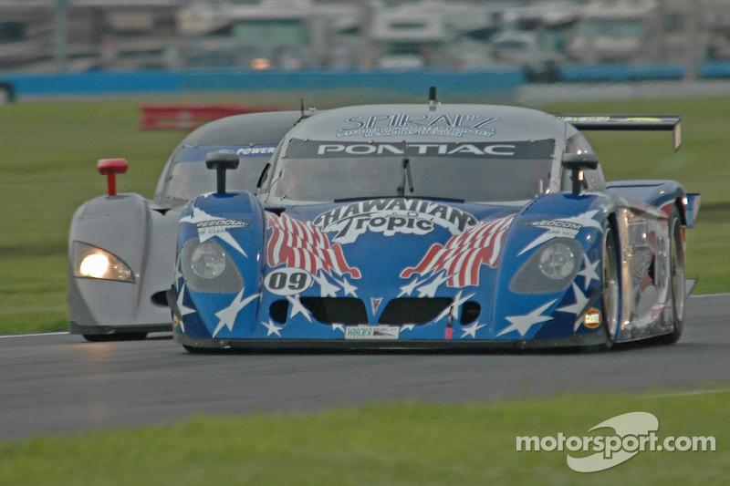 #09 Spirit of Daytona Racing Pontiac Crawford: Doug Goad, Stephan Gregoire