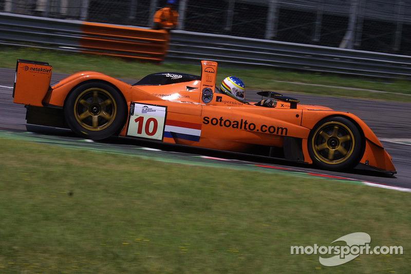 #10 Racing For Holland Dome S101-Judd: Jan Lammers, Felipe Ortiz, Beppe Gabbiani