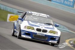 #16 Prototype Technology Group BMW M3: Justin Marks, Tom Milner, RJ Valentine