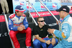A.J. Foyt IV, Ed Carpenter and Jimmy Kite