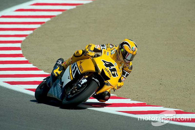 Valentino Rossi, Yamaha - United States GP 2005