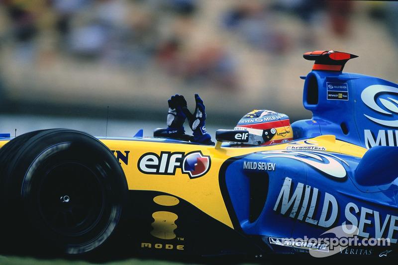 За 10 гонок Ф1, проведенных на обновленном «Хоккенхаймринге», лишь один раз победу одержал пилот, стартовавший не с первого ряда. Это сделал Фернандо Алонсо (стартовал 3-м) в 2005 году
