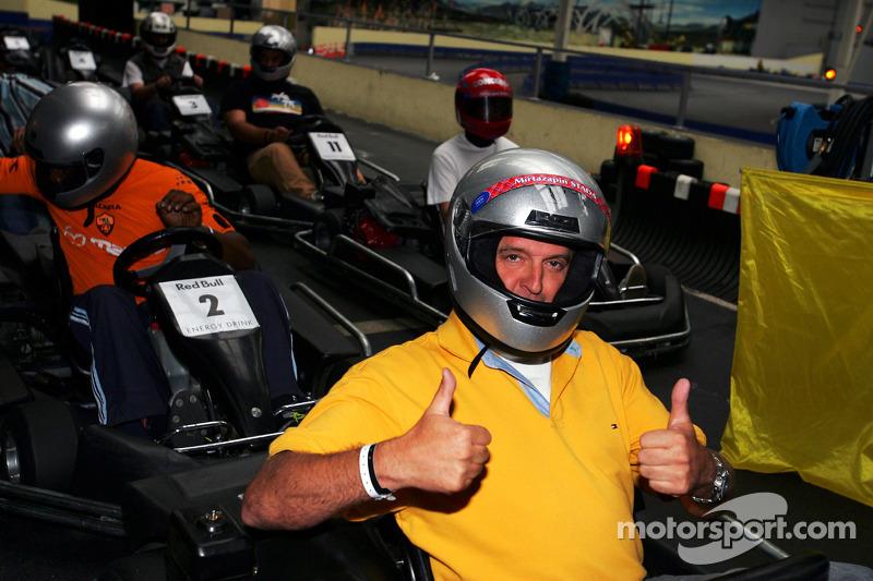 Red Bull Petit Prix en Manheim: listos