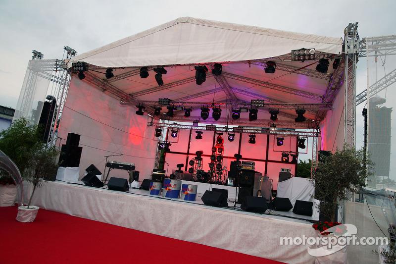 Red Bull Petit Prix en Manheim: el stage