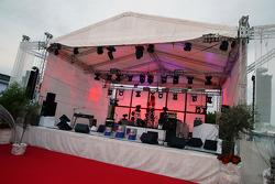 Red Bull Petit Prix in Manheim: the stage