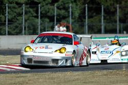 #79 J3 Racing Porsche 911 GT3 RSR: Justin Jackson, Michael Galati