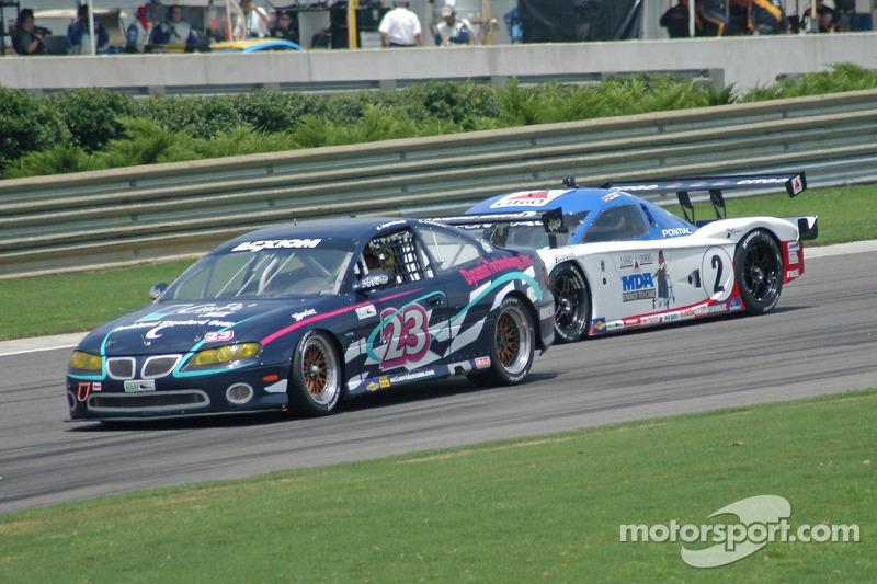 Horizon Motorsports LLC Pontiac GTO : Kris Szekeres, Charles Espenlaub; CITGO - Howard - Boss Motorsports Pontiac Crawford : Andy Wallace, Milka Duno