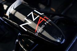 A1 Team New Zealand car detail