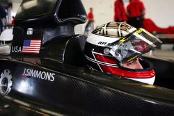 Jeff Simmons, A1 Team USA