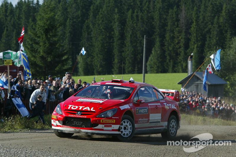 Rallye de Finlande 2005