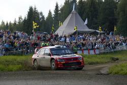Harri Rovanpera and Risto Pietilainen
