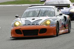 #53 A-Level Engineering Porsche 996 Bi-turbo: Wolfgang Kaufmann, Marcel Tiemann