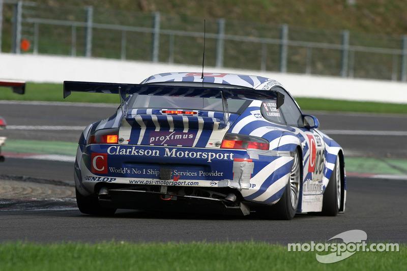 #106 PSI Motorsport Porsche 996 GT3-RSR: Damien Coens, Anthony Beltoise, Jean Luc Blanchemain