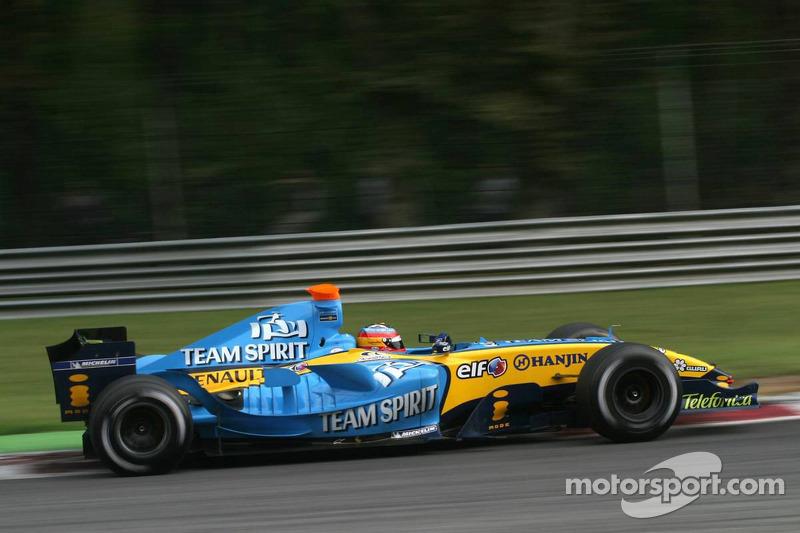 3. Renault (2002-2011)