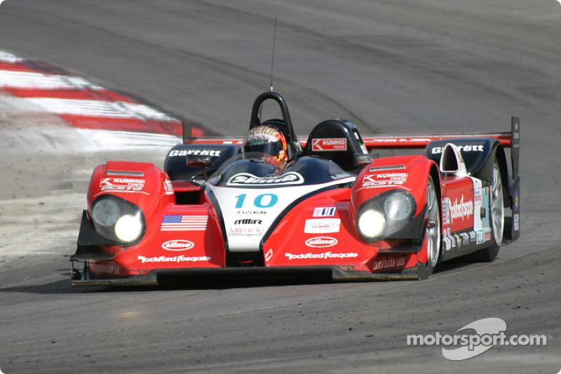 #10 Miracle Motorsports Courage C-65 AER: John Macaluso, Chris McMurry, Jeff Bucknum