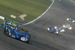 #7 Creation Autosportif DBA 03S - Judd: Nicolas Minassian, Jamie Campbell Walter leads the field
