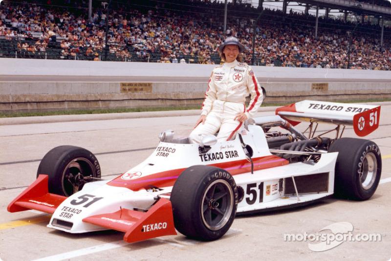 Janet Guthrie (IndyCars, NASCAR)