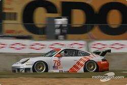 #78 J-3 Racing Porsche 911 GT3 RSR: Michael Cawley, Tony Burgess, Leh Keen