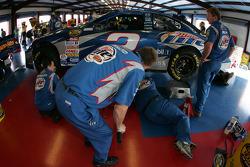 Miller Lite Dodge at tech inspection