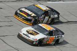 Dale Jarrett and Joe Nemechek