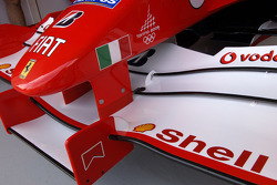 Torino 2006 logo on the Ferrari F2005