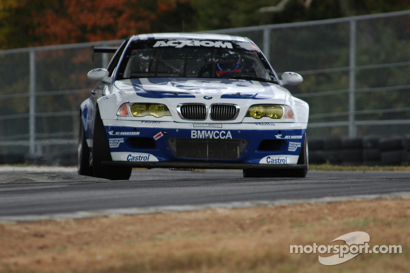 #13 Prototype Technology Group BMW M3: Billy Johnson, Matt Connolly