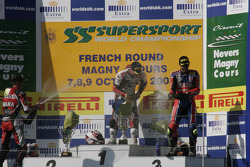 Sunday race Supersport
