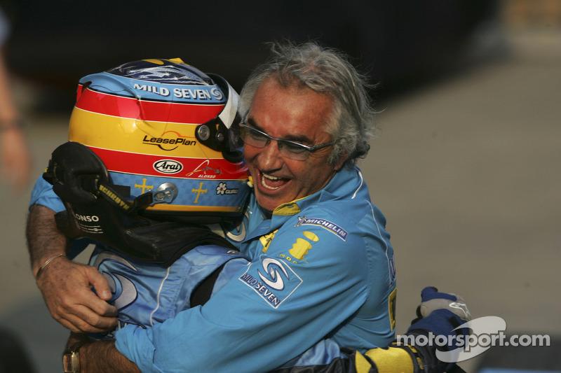 Остання перемога 2005 року, і на той момент Алонсо став наймолодшим чемпіоном світу