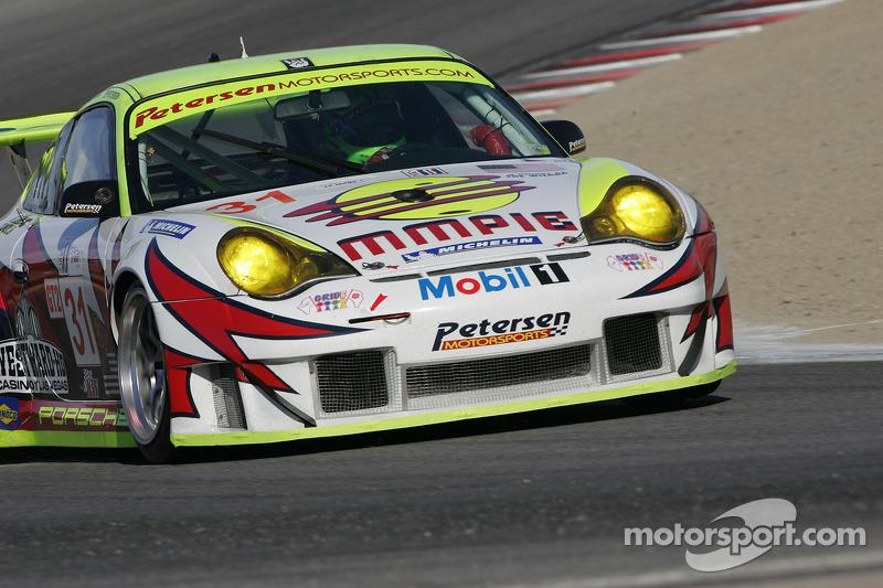 Petersen Motorsports/White Lightning Racing Porsche 911 GT3 RSR : Michael Petersen, Patrick Long, Jo