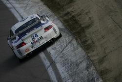 #24 Alex Job Racing Porsche 911 GT3 RSR: Ian Baas, Darren Law