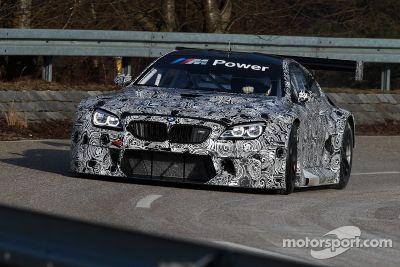 BMW M6 GT3 onthulling
