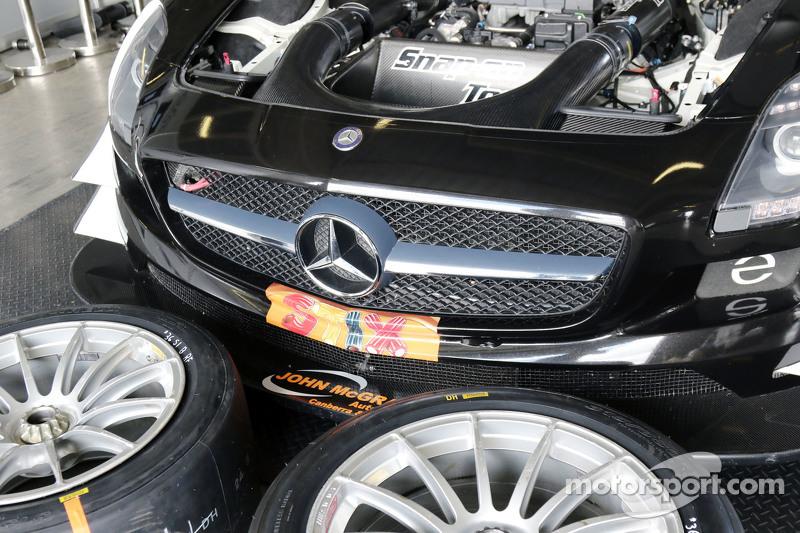 Mercedes, Detail
