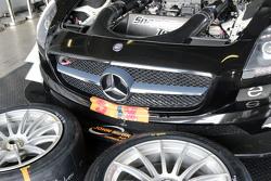 Mercedes dettagli