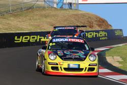 #6 Porsche 997 GT3 Kupası: Richard Gartner, Michael Hector, Garth Duffy