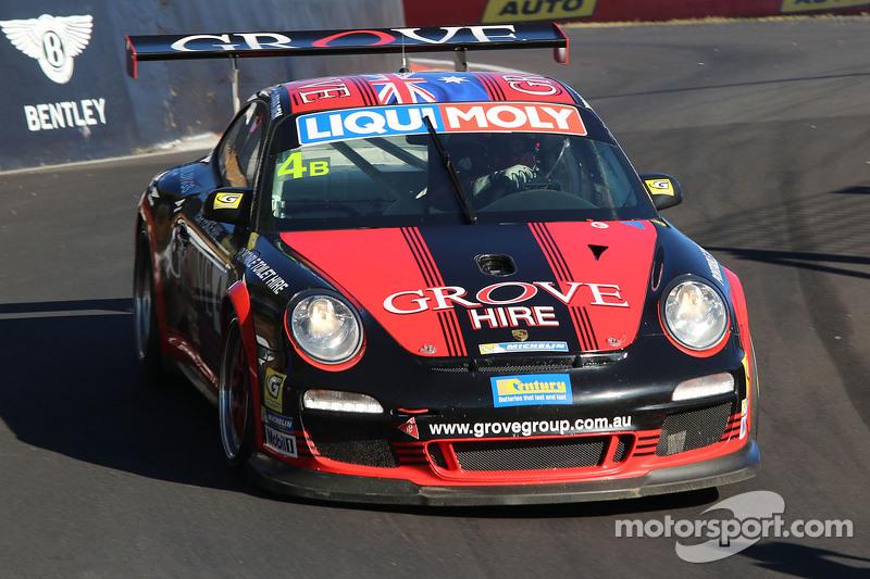 #4 Grove Group Porsche 997 GT3 Cup: Stephen Grove, Ben Barker, Luke Youlden