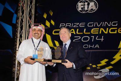 FIA asamblea general en Qatar