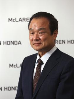 Takanobu Ito, président et CEO de Honda