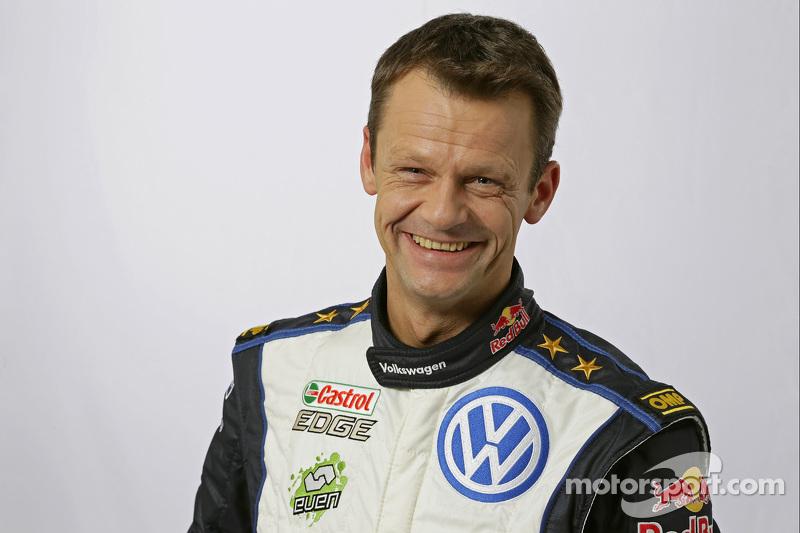Ола Флоене, Volkswagen Motorsport