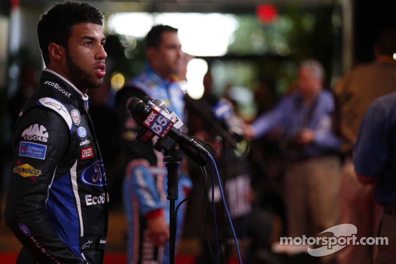 Darrell Wallace jr., Roush Fenway Racing