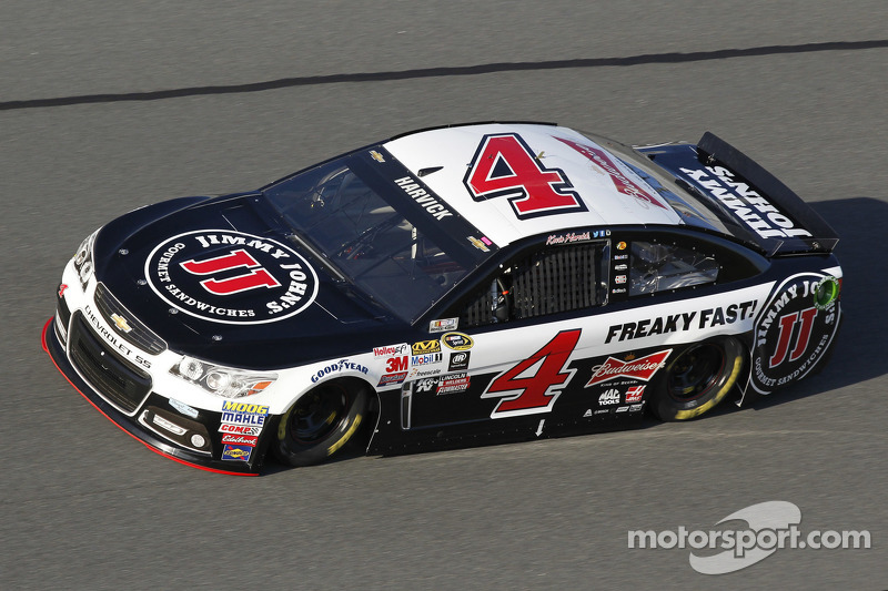 Kevin Harvick Stewart Haas Racing Chevrolet At Daytona Unlimited
