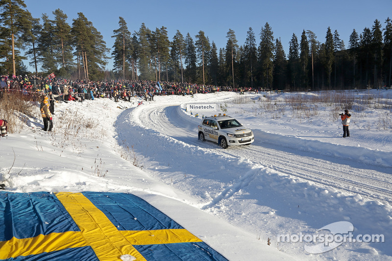 Rally Sweden 2016